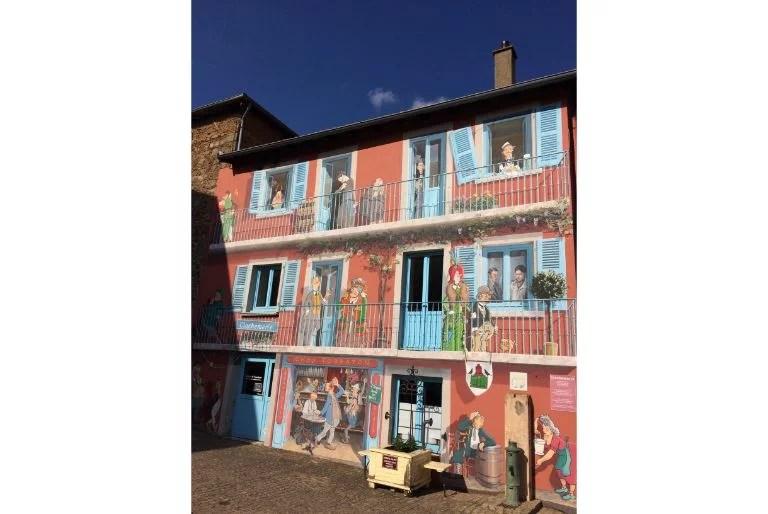 Le village de Clochemerle