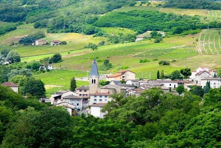 Le week-end de Nadège dans le Beaujolais