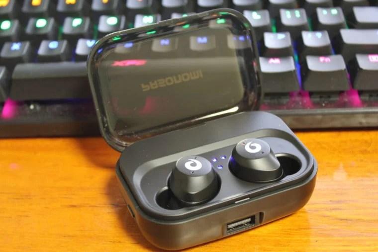 Pasonomi TWS-X9のアイキャッチ