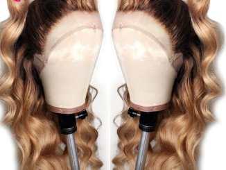 Brazilian Hair Wigs Ombre 17