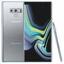 NEW Samsung Galaxy Note9 SM-N960 128GB Cloud Silver CDMA + GSM GLOBAL Unlocked