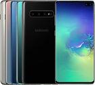 "Samsung Galaxy S10+ Plus SM-G975F/DS 128GB (FACTORY UNLOCKED) 6.4"" 8GB RAM DUAL"
