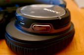 Sony MDR-ZX770BN power button