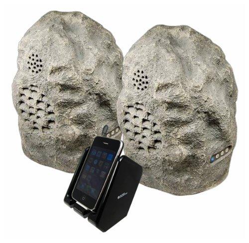 high quality outdoor wireless speakers - Outdoor Rock Speakers