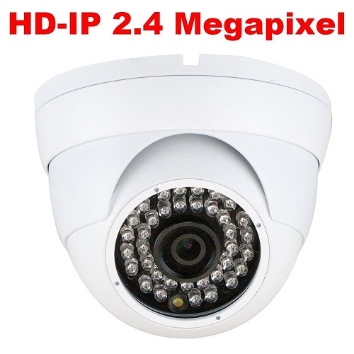 GW Indoor Wide Angle Dome Security IP Camera