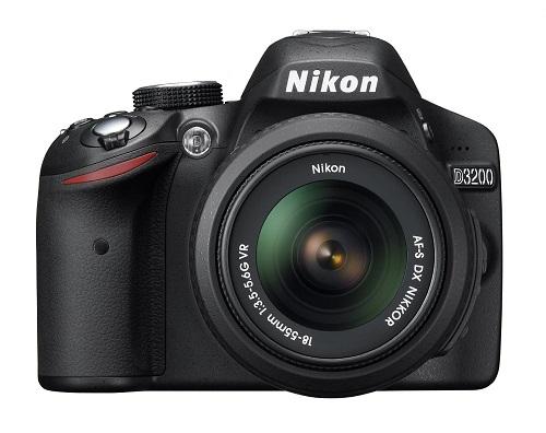 Nikon D3200 24.2 Digital SLR Camera