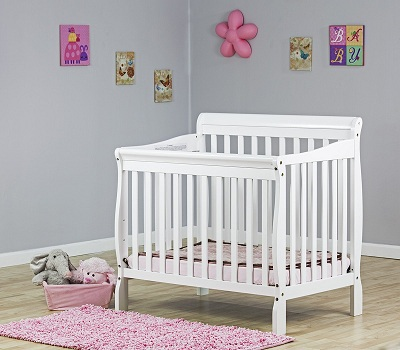 american baby cribs crib reviews company top in best mini