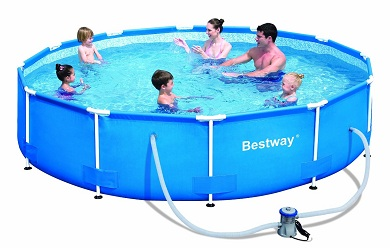 Top 10 best above ground swimming pools in 2018 reviews for Above ground swimming pool reviews