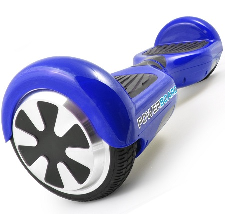 2 Wheel Self Balancing Scooter with LED Lights