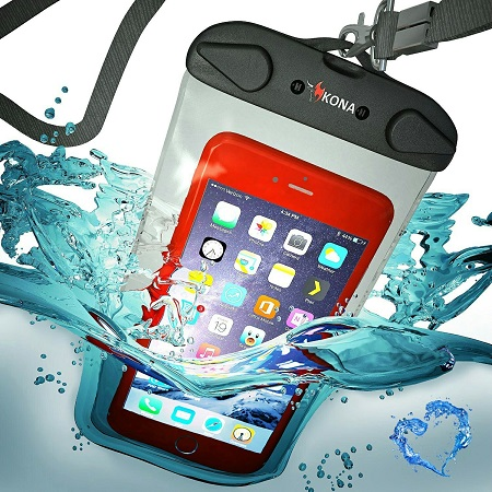 Kona Waterproof iPhone Case