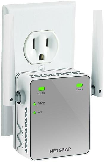 Netgear N300 Wi-Fi Booster