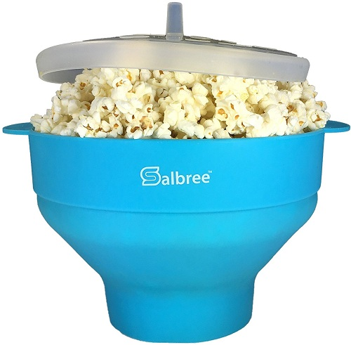 BEST MICROWAVE POPCORN MAKERS
