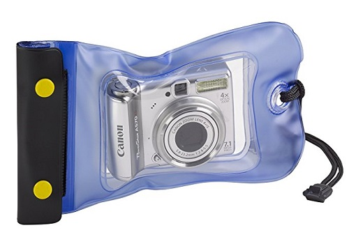 CHOOSE FROM THE TOP 10 WATERPROOF CAMERA CASE