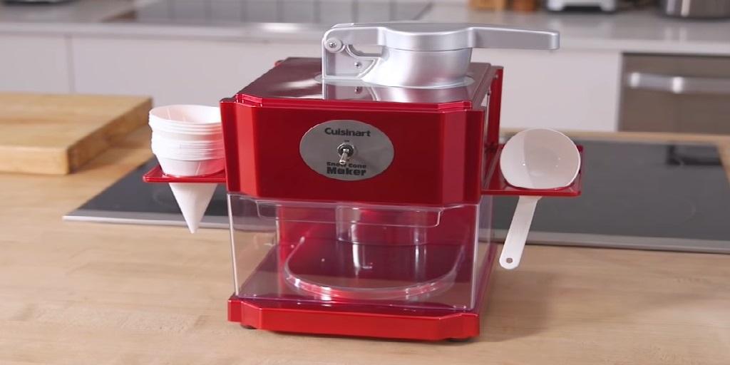 Snowie Little Snowie 2 Premium Shaved Ice Machine Bundle