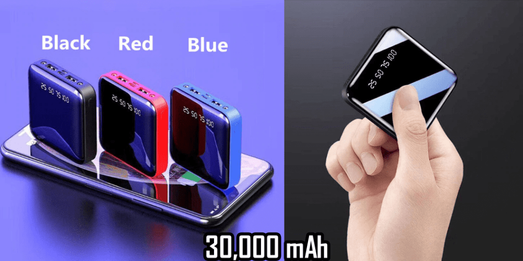 10. RONOSS Power Bank 30000mah Small Size Large Capacity-Best Sellers Aliexpress