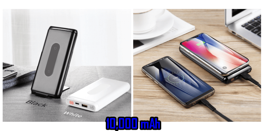 11. Baseus 10000mAh Power Bank Wireless Charger-Best Sellers Aliexpress