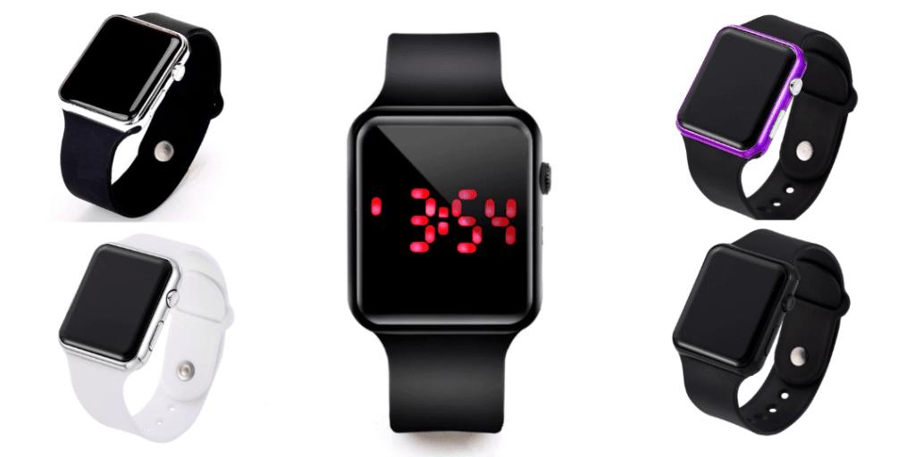 40. LED Men Wristwatch-Best Sellers Aliexpress