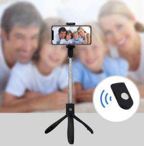 33. Tripod selfie stick - Souq.com under 50 SAR
