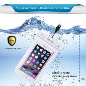 40. Watreproof Mobile Pouch - Souq.com under 50 SAR