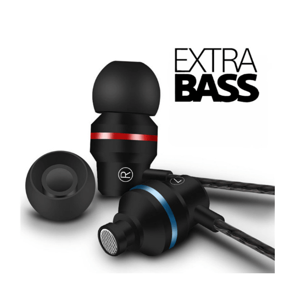 10. Wired In-Ear Metal Hifi Extra Bass Earphone-Best to buy things on aliexpress best sellers