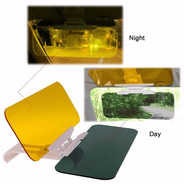 31. Sun Visors UV Blocker Glare Protector-Best to buy things on aliexpress best sellers