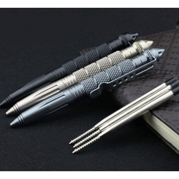 59. Multipurpose Self Defense Pen Tool-Best to buy things on aliexpress best sellers