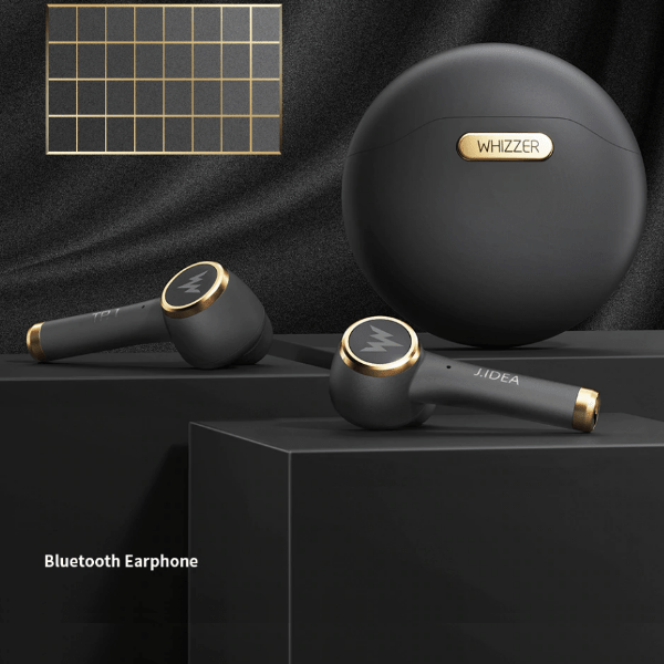 8. Whizzer TP1 TWS 3D Stereo Earbuds - Best Bluetooth TWS Earphones- in-Ear Headphone-Best Headphones and Earphones on AliExpress