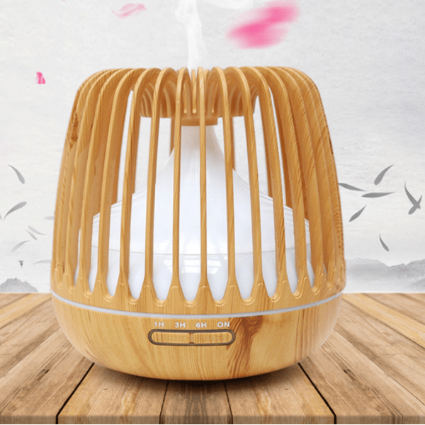 89. Aroma Essential Oil Diffuser Ultrasonic Air Humidifier Home Decor-Best to buy things on aliexpress best sellers