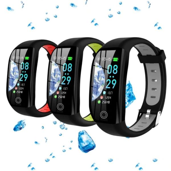 8. F21 Smart GPS Bracelet - Cheapest Chinese Fitness Tracker with Heart Rate Monitor