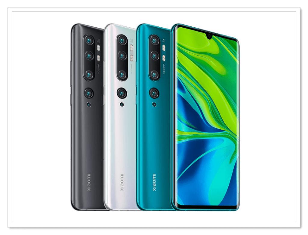 3. XIAOMI Note 10 Pro-Best Xiaomi Smartphones, Best Xiaomi Mobiles, Best Xiaomi Phones, Latest Xiaomi Smartphones