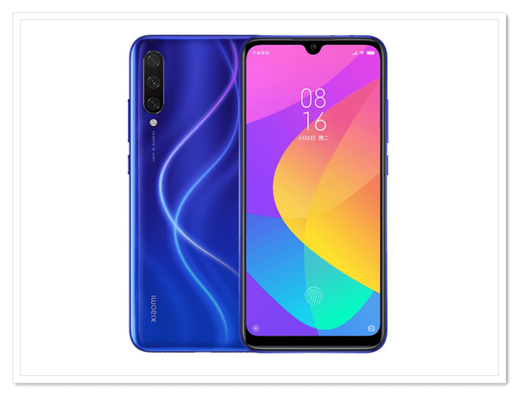 8. Xiaomi Mi A3-Best Xiaomi Smartphones, Best Xiaomi Mobiles, Best Xiaomi Phones, Latest Xiaomi Smartphones