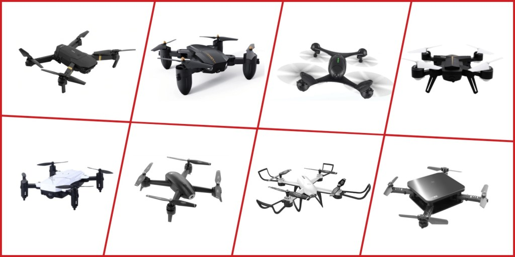 Best Drones with Camera Under 200 AED
