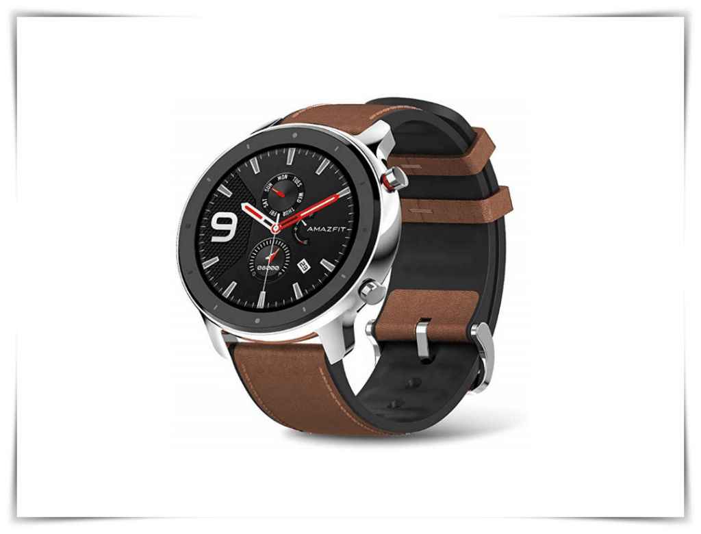 amazfit GTR - Best Xiaomi Watches, Best Xiaomi Smartwatches, Best Amazfit Smartwatches, Best xiaomi Amazfit Smartwatches, Best Huami Amazfit Smartwatches