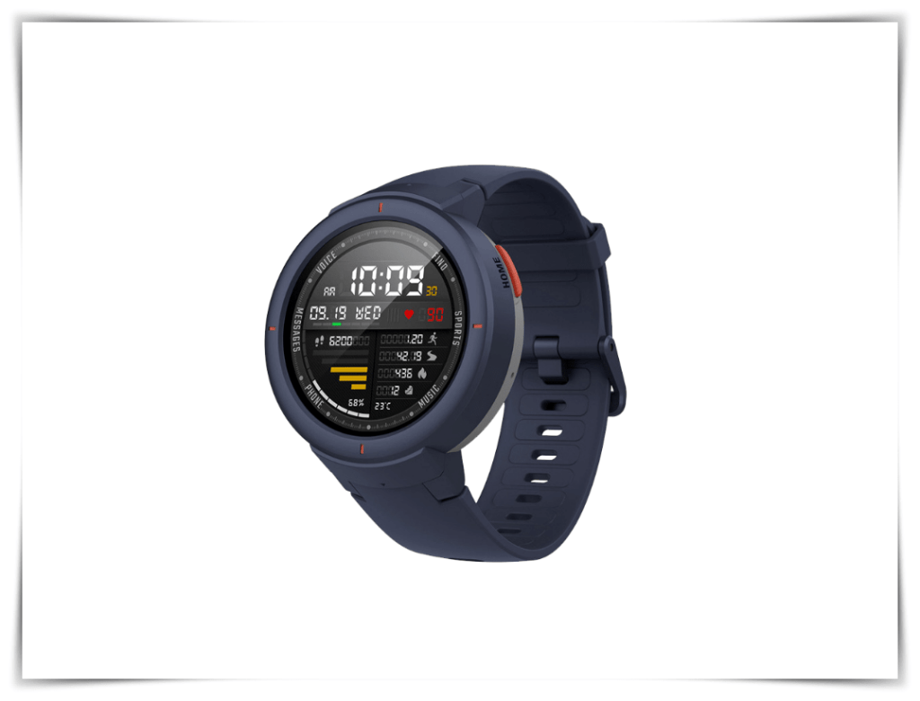 amazfit VERGE - Best Xiaomi Watches, Best Xiaomi Smartwatches, Best Amazfit Smartwatches, Best xiaomi Amazfit Smartwatches, Best Huami Amazfit Smartwatches
