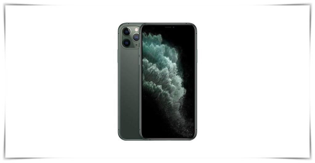 1. iPhone 11 Pro Max-Best Mobiles