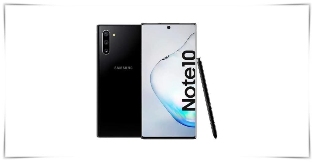 2. Samsung Galaxy Note 10-Best Mobiles