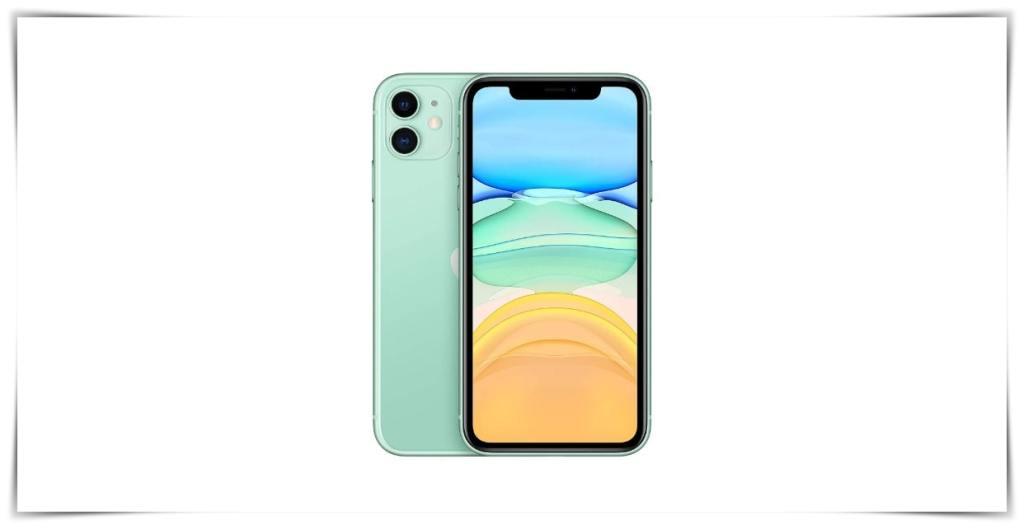 8. iPhone 11-Best SmartPhones
