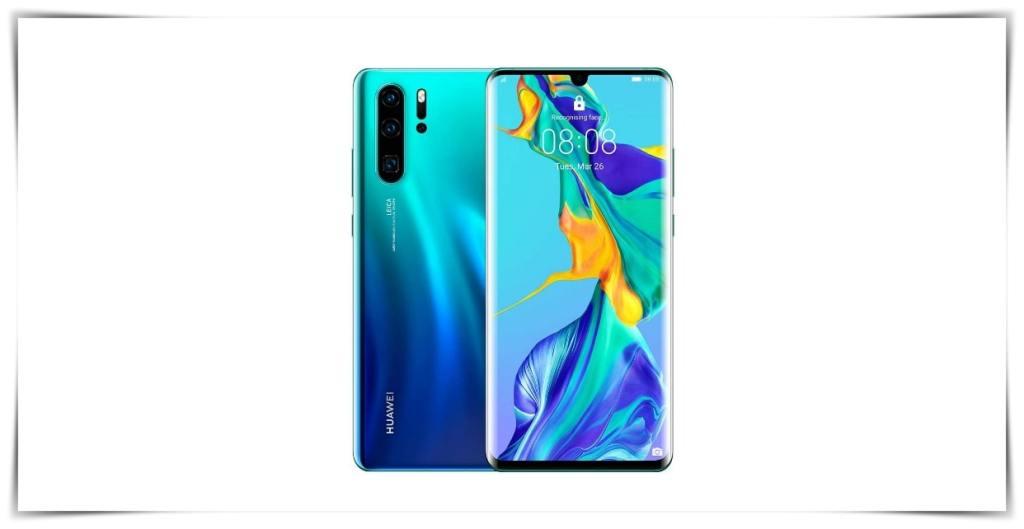 9. Huawei P30 Pro-Best SmartPhones
