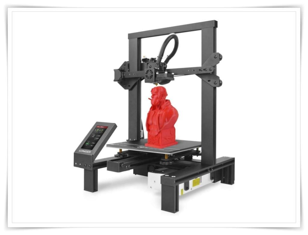 5. LONGER LK4 Pro-Best 3D Printers on AliExpress