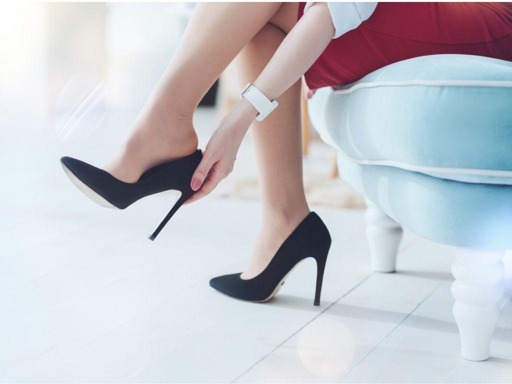 10. High Heels Shoes - Teenage Fashion Shoes Trend