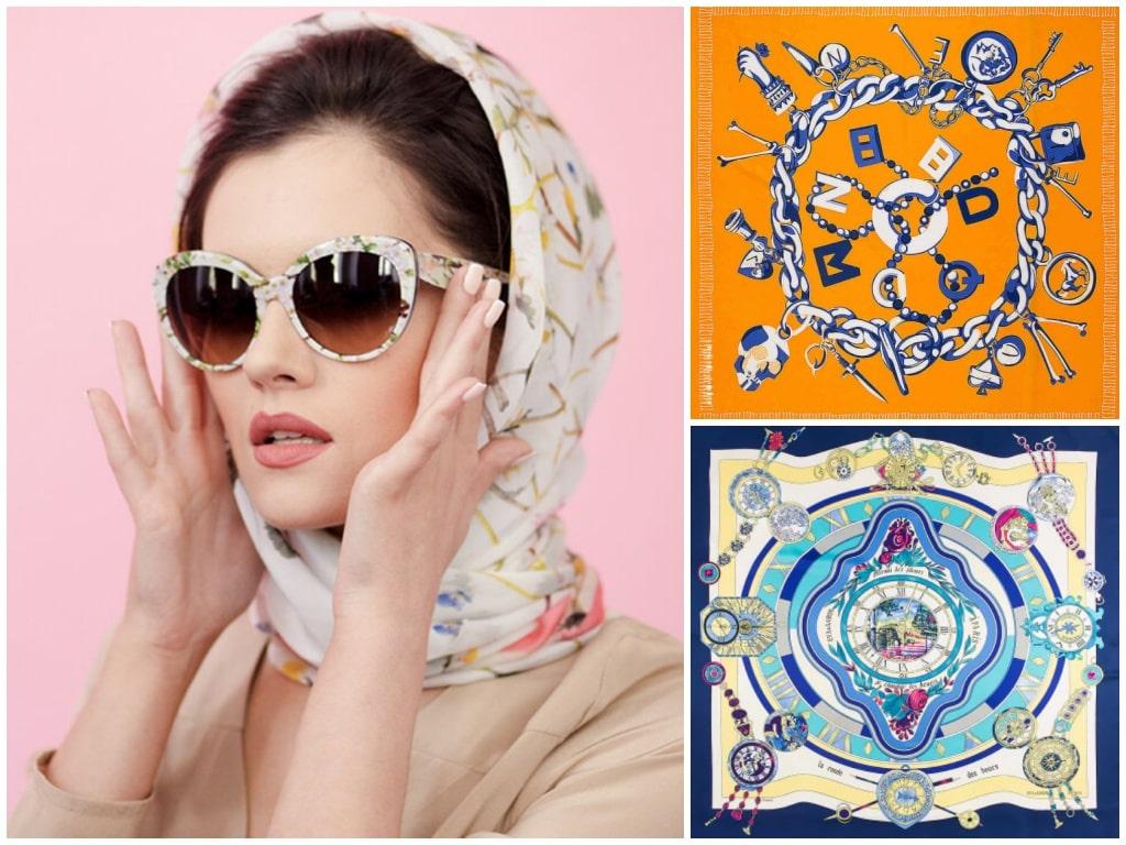 12. Head Scarfs - Latest Teenage Fashion Trends