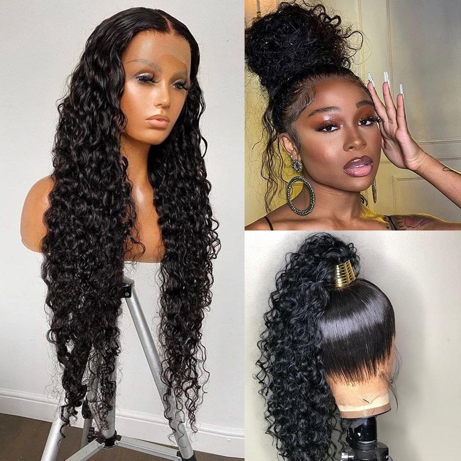 1.2. Crown Hair Brazilian Virgin Hair-AliExpress Curly Hair