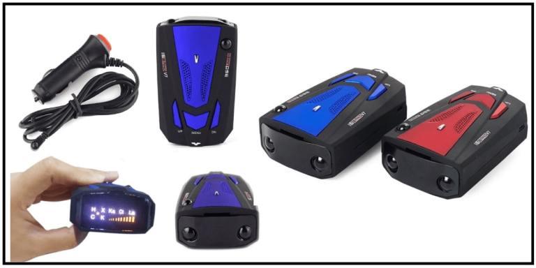 A4. YASOKRO Car Radar-best seller aliexpress