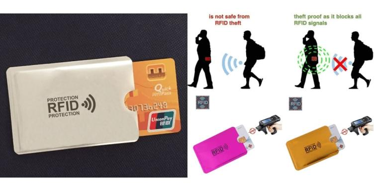 SD5. Anti NFC Wallet-best sellers on aliexpress
