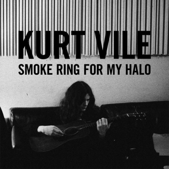 Kurt Vile Smoke Ring For My Halo Album Cover