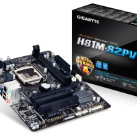 New H81 Motherboards from GIGABYTE