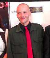 Lev, on the red carpet at a recent San Diego/Tijuana film event.