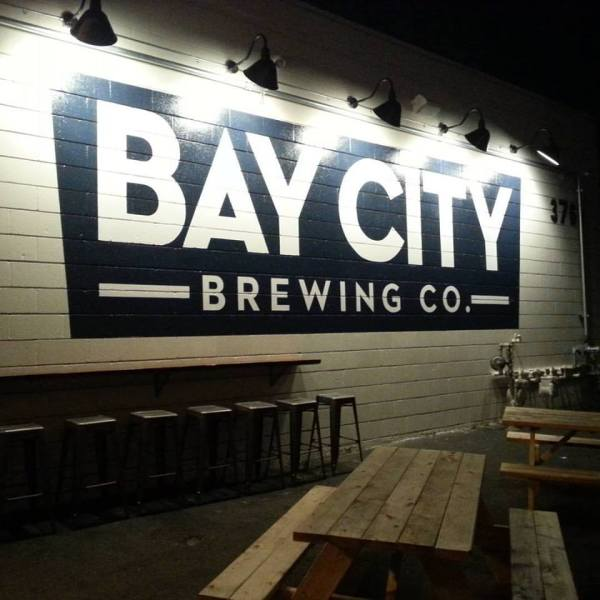 Bay City Brewery, near the old SD Sports Arena.