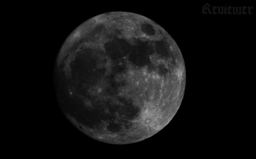 Photolog: Supermoon, 11-13-16, by Reviewer Rob.