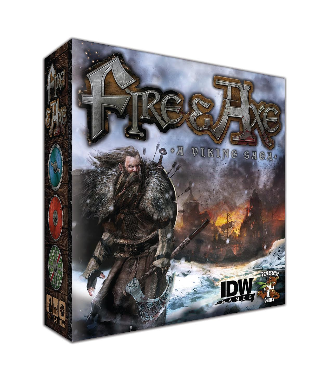 XFIRE AXE A VIKING SAGA INVADES TABLETOPS WITH BREATHTAKING NEW ART BELOVED MECHANICS AND EXCLUSIVE PRE ORDER BONUS MINIATURES